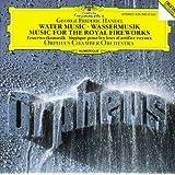 Handel: Water Music, HWV 348-350; Music for the Royal Fireworks, HWV 351