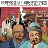 echange, troc Memphis Slim & Roosevelt Sykes - Double-Barreled Boogie