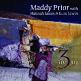 Maddy Prior With Hannah James & Giles Lewin 3 For Joy