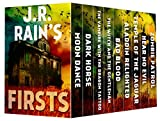 img - for J.R. Rain's Book of Firsts (Nine Series - Nine First Novels) book / textbook / text book