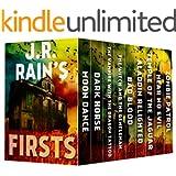 J.R. Rain's Book of Firsts (Nine Series - Nine First Novels)