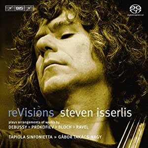 Various: Isserlis Revisions (Debussy/ Beamish: Suite/ Ravel/ Tognetti: 2 Melodies Hebraiques)
