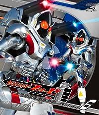仮面ライダーフォーゼVOL.6【Blu-ray】