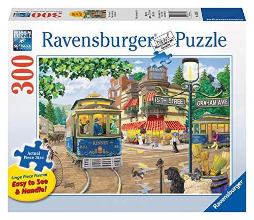 Ravensburger Mary's General Store Large Format Puzzle (300-Piece)