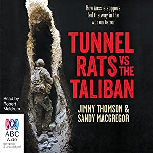 Tunnel Rats vs the Taliban Audiobook