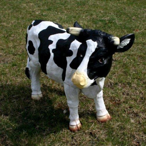 Vamundo statue r aliste vache pour d coration de jardin - Deco jardin vache colombes ...