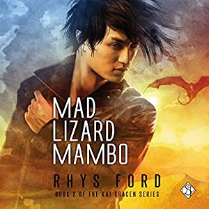 Mad Lizard Mambo Hörbuch