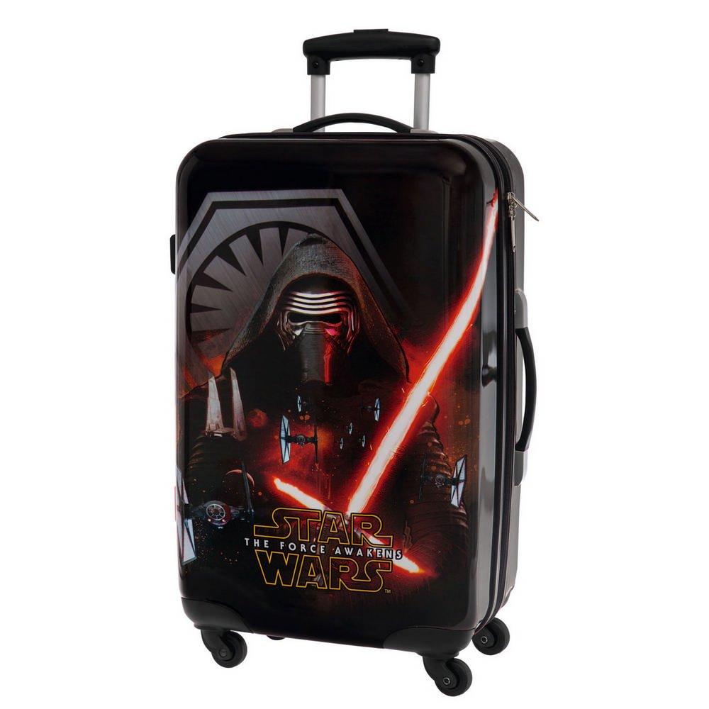 Star Wars 4391551 the Force Awakens ABS koffer Kindergepäck, 67 cm, 53 Liter, Schwarz günstig kaufen