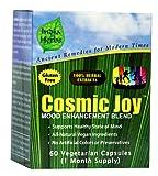 Cosmic Joy for Mood Enhancement, 60 Capsules