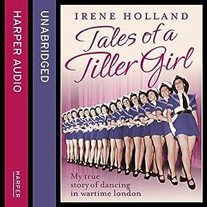 Tales of a Tiller Girl Audiobook