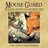 Mouse Guard Roleplaying Game Box Set (1936393174) by Petersen, David