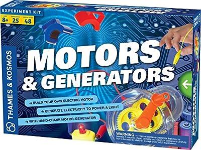 Thames & Kosmos Motors and Generators