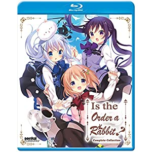 ご注文はうさぎですか? IS THE ORDER A RABBIT[Blu-ray][Import]