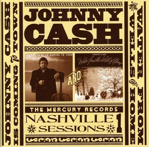 Johnny Cash Is Coming To Town / Water From The Wells Of Home by Johnny Cash (2006-05-03)