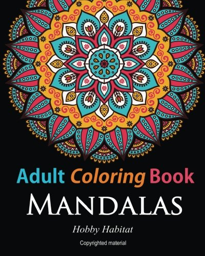 Adult coloring books mandalas coloring books for adults Coloring books for adults hobby lobby