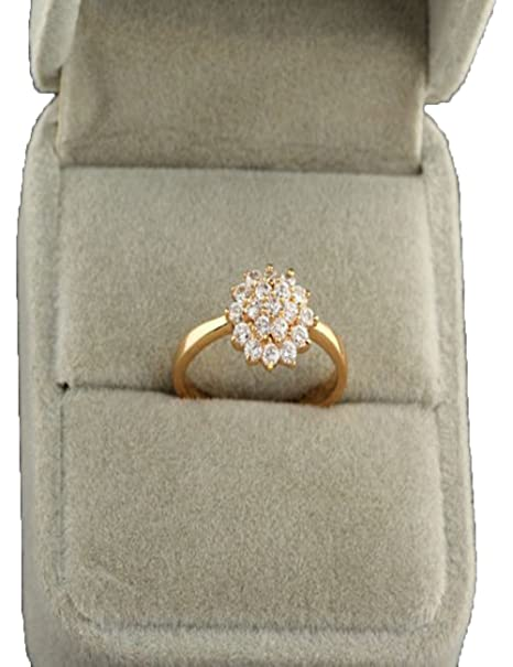 Women-s-Plating-Zircon-Ring-Floral-Pattern-Diamond-Crystal-Ring