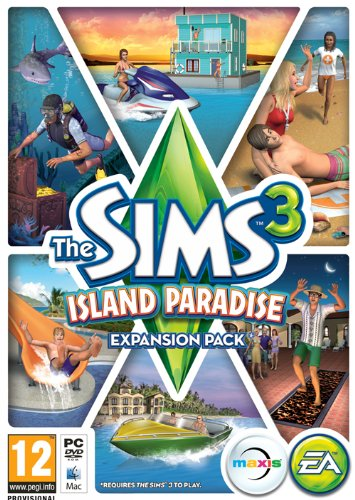 The Sims 3: Island Paradise (PC DVD)