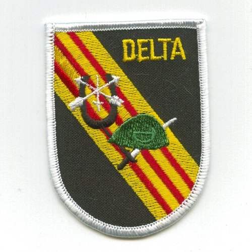 Army Delta Force USA Armee Patch Patches Aufnäher ...