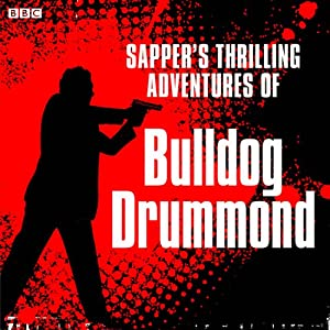 Sapper's Bulldog Drummond Radio/TV Program