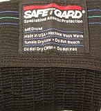 Safe-T-Gard Jock Strap Athletic Supporter – Black – XX-Large, 44-50″, Bags Central
