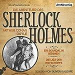 Ein Skandal in Böhmen / Die Liga der Rotschöpfe (Die Abenteuer des Sherlock Holmes) | Arthur Conan Doyle