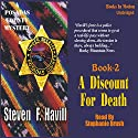 A Discount for Death Audiobook by Steven F. Havill Narrated by Stephanie Brush