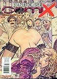 img - for Penthouse Comix November 1996 Milo Manara Cover book / textbook / text book