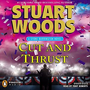 Cut and Thrust Audiobook