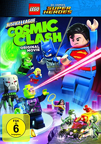 LEGO DC Comics Super Heroes - Gerechtigkeitsliga: Cosmic Clash [Edizione: Germania]
