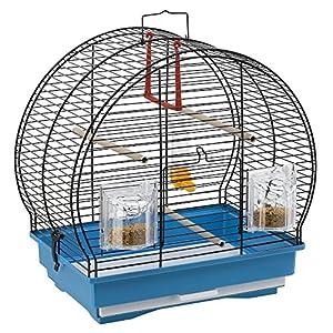 ferplast luna 1 cage pour oiseaux animalerie. Black Bedroom Furniture Sets. Home Design Ideas