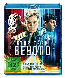 Star Trek 13 - Beyond [Blu-ray]