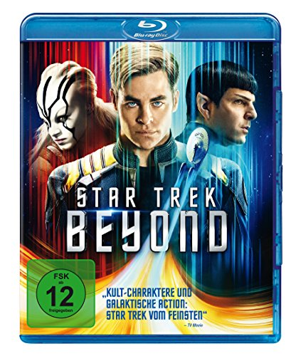 Star Trek 13 - Beyond [Alemania] [Blu-ray]