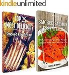 Smoker Recipes Book Bundle:TOP 25 Smo...