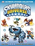 Skylanders Universe Ultimate Sticker...