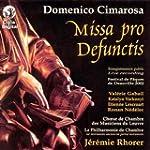 Cimarosa : Missa pro Defunctis