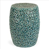 Big Sale Tobias Cutwork Garden Stool