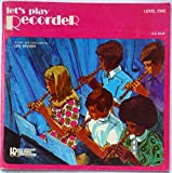 img - for Lets Play Recorder Instruction Book book / textbook / text book
