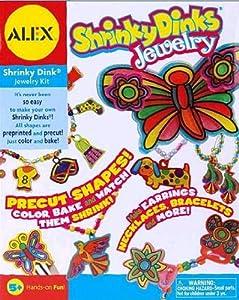 ALEX® Toys - Craft Shrinky Dinks Jewelry 397J