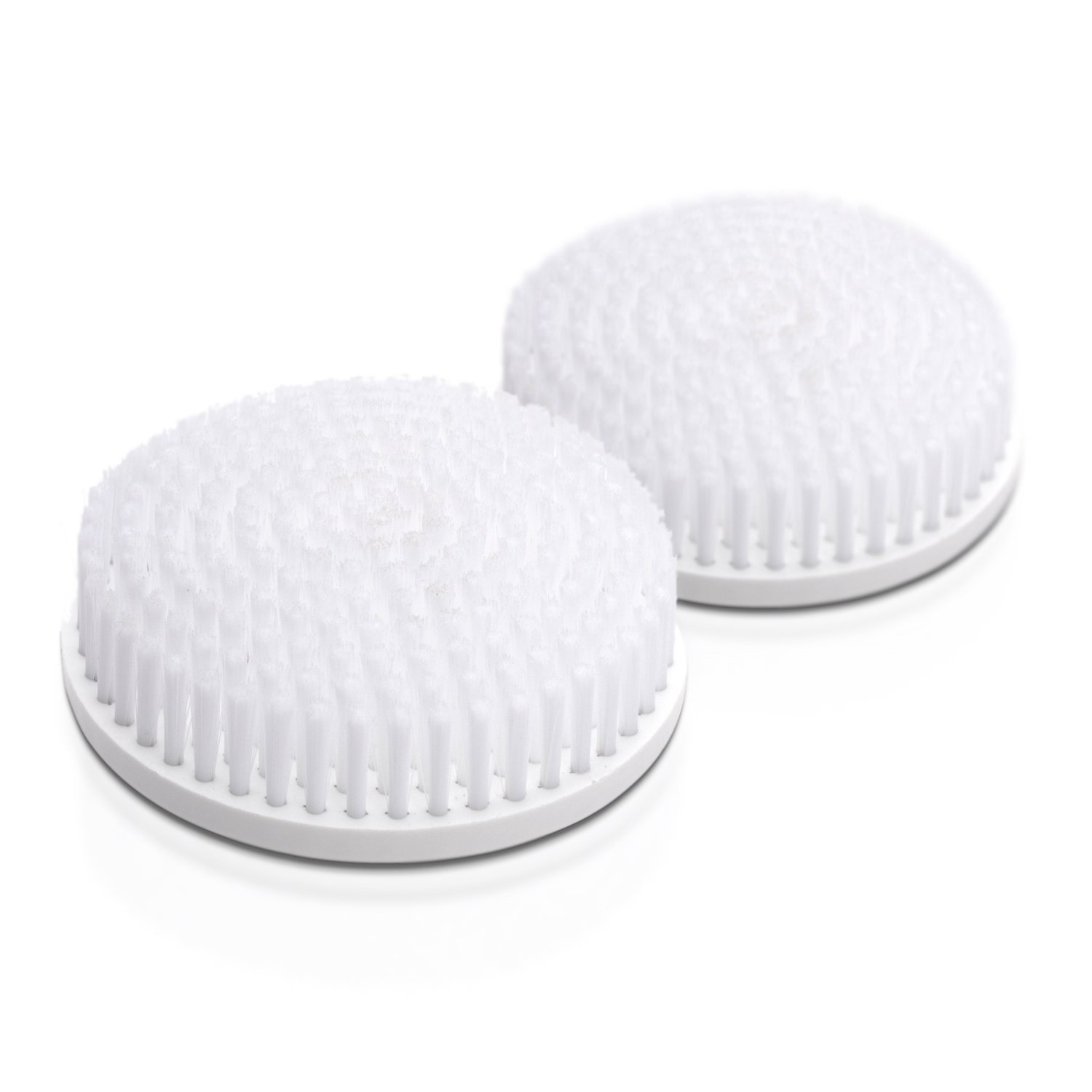 Replacement Heads for The Professional Skin Care System by ToiletTree Products, Body Brush