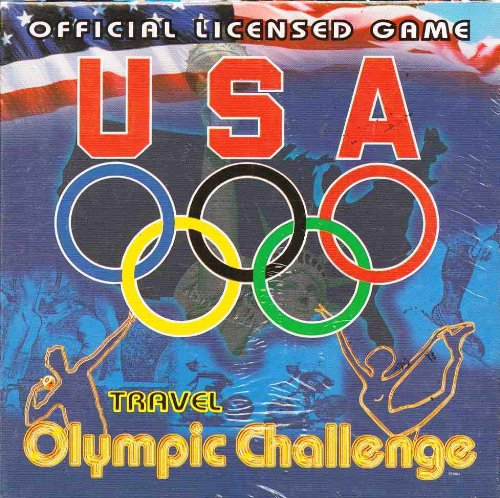 USA Travel Olympic Challenge (Travel Version) - 1