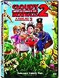 Cloudy with a Chance of Meatballs 2 - Il pleut des hamburgers 2 (Bilingual) [DVD + UltraViolet Copy]