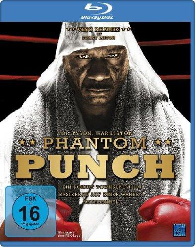 Phantom Punch (Blu-Ray) (Import Movie) (European Format - Zone B2) Rhames, Ving; Dash, Stacey; Turt...