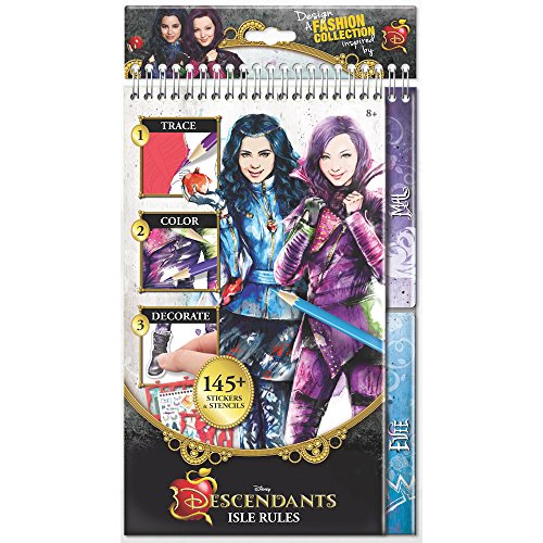 The Descendants 2014 The Isle Rules - Reg. Sketchbook Playset (Wooky Entertainment Inc compare prices)
