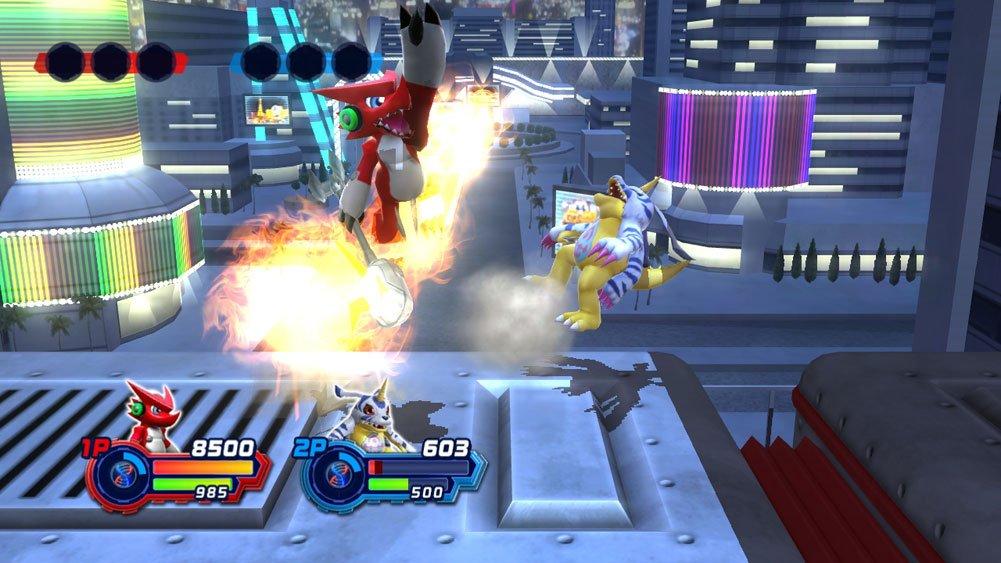 Digimon All Star Rumble Multilenguaje ESPAÑOL XBOX 360 (Region NTSC-U) (PROTOCOL) 5
