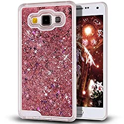 Darrel Samsung galaxy j7 Liquid star Glittering hard back cover
