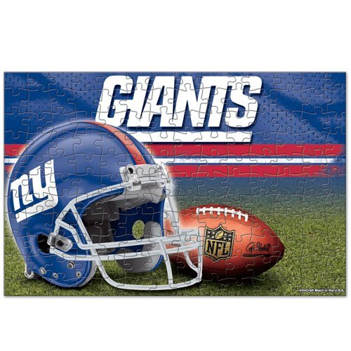 New York Giants 150 Piece Puzzle at Amazon.com