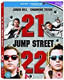 21 Jump Street / 22 Jump Street - Double Pack [Blu-ray]