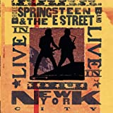 Live in New York City Bruce Springsteen