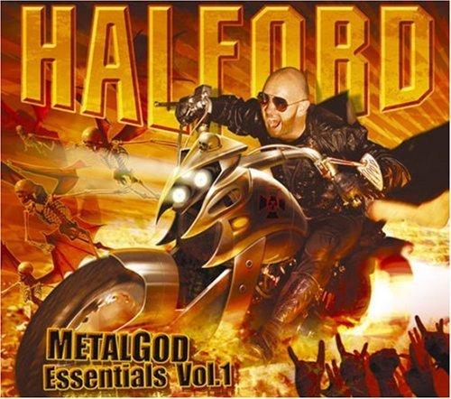 Metal God Essential 1 by Halford (2007-10-02)