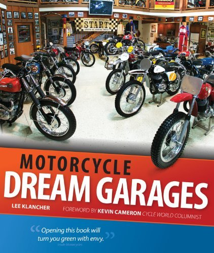 Motorcycle Dream Garages by Kevin Cameron (Foreword), Lee Klancher (15-Apr-2013) Flexibound (Motorcycle Dream Garages compare prices)